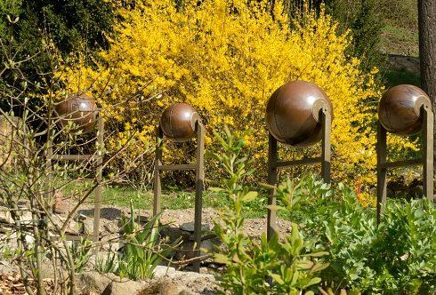 Zahrada smyslů v Rudce u Kunštátu