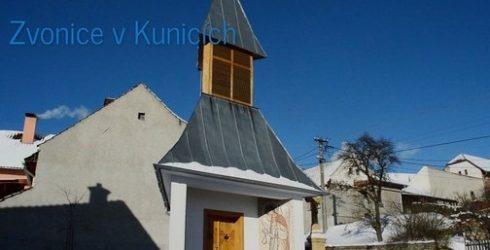 Zvonice v Kunicích